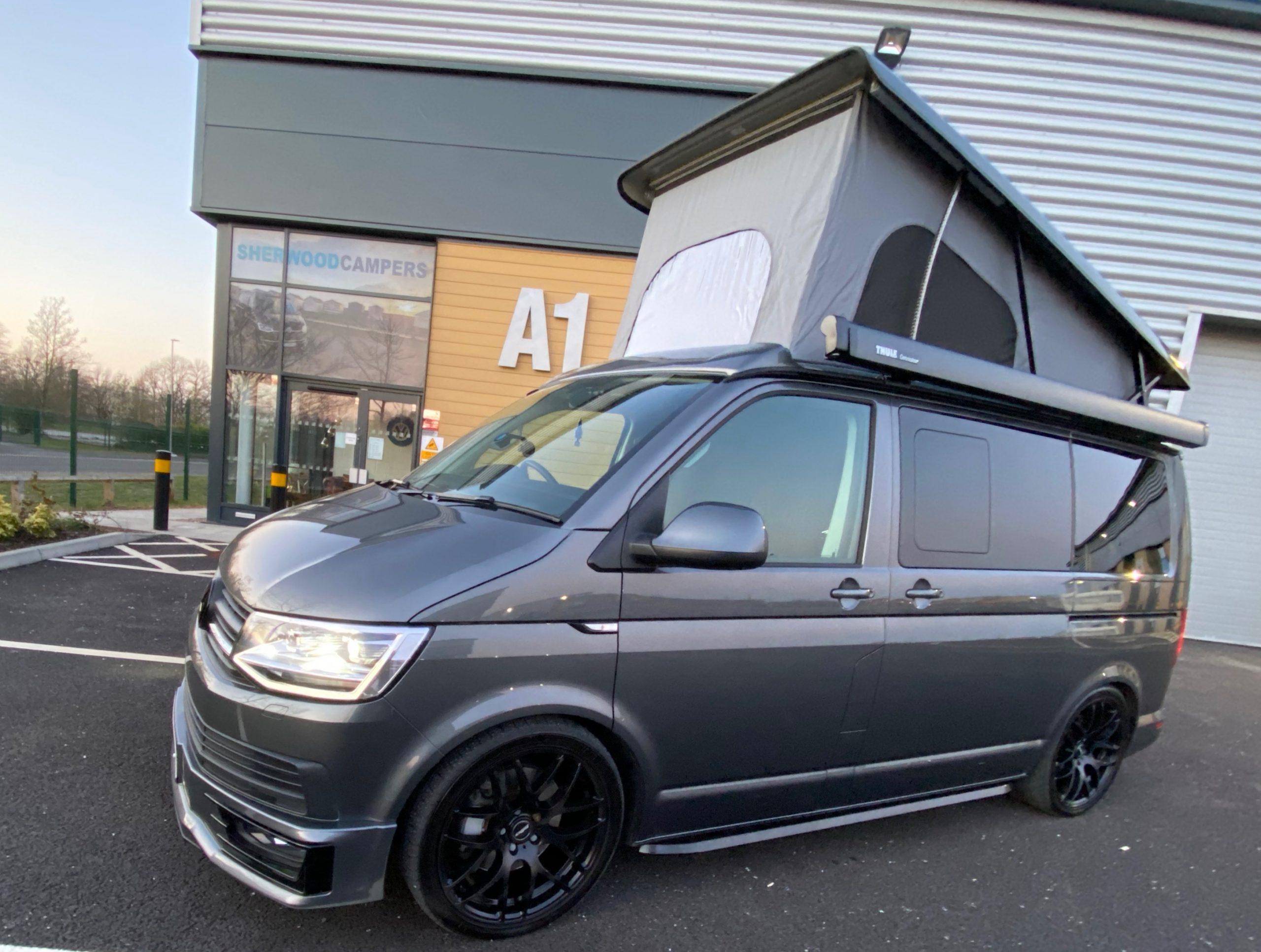 Converted Vw T5 T6 Camper Vans For Sale Sherwood Campers