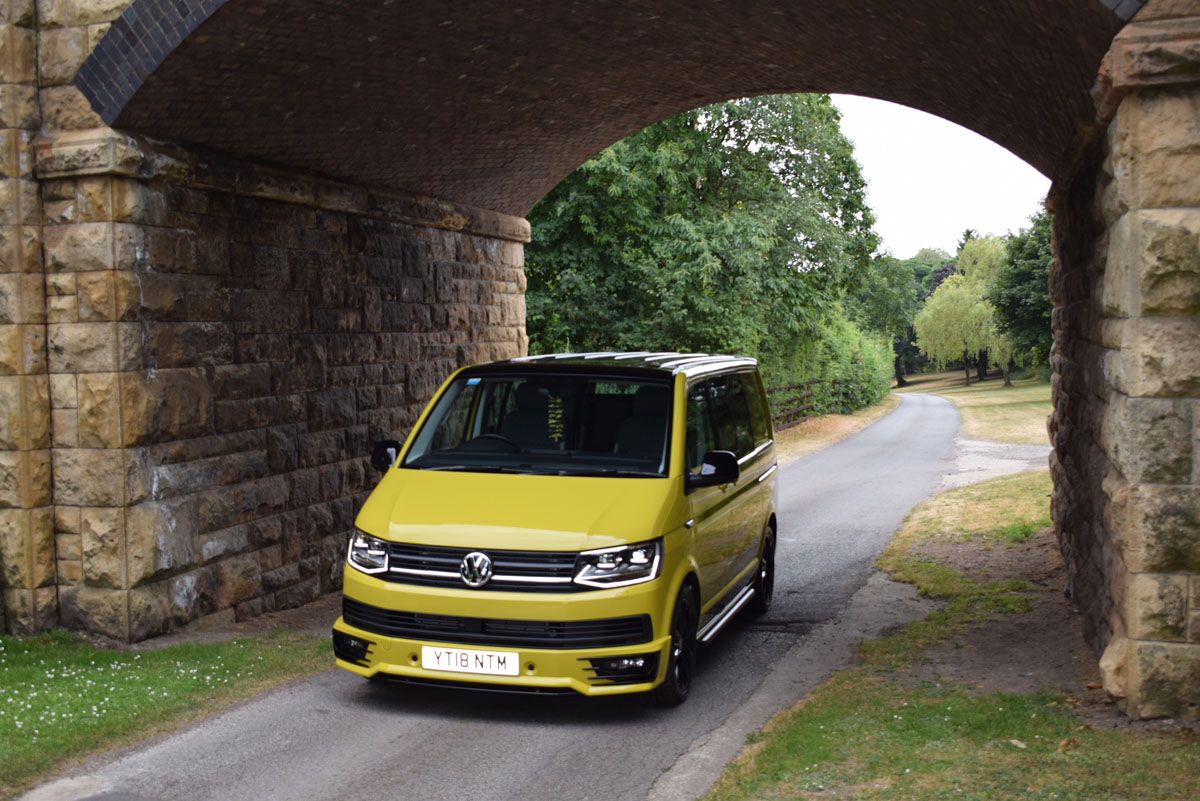 Converted VW T5 & T6 Camper Vans For Sale | Sherwood Campers