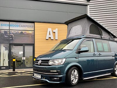 Sherwood Campers | Specialist VW Transporter Camper Van Conversions