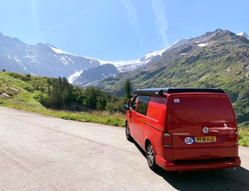 VW Camper Van  – Conversion Swiss Adventure