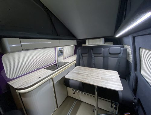 VW T6 Camper van Conversion, The Newstead Edition Conversion.