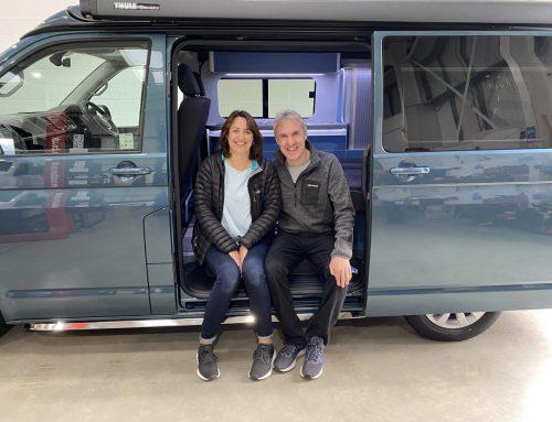 VW T6 Camper van Conversion, The Newstead Conversion.
